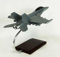 EA-18 Growler Military Aircraft Model