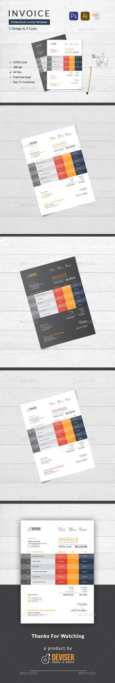 App design questionnaire App design and Proposal templates - printable invoice forms