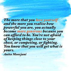 ~ Anita Moorjani