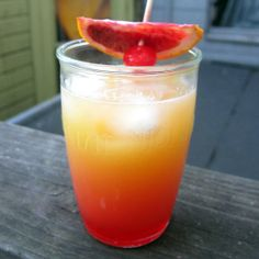 A favorite drink