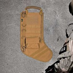 Fill his intense Christmas stocking with tactical gear this year while you fill the kids stockings with candy.  He will love and appreciate your thoughtful gift
