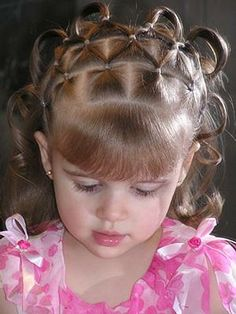 Hair styling cute 13 little girl hairstyles for school easy and fast models Birthday Hairstyles, Cute Little Girl Hairstyles, Baby Girl Hairstyles, Princess Hairstyles, Cool Hairstyles, Latest Hairstyles, Children Hairstyles, Kids Hairstyle, Teenage Hairstyles