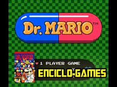 NES Gameplay #7 - Dr. Mario  (Nintendo classic mini)