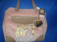 Juicy Couture Pink Bag « Clothing Impulse