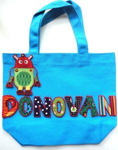 Craft bag for Ben