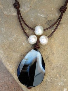 Show-Off In Handmade Clay Jewelry: 'Go Earthly' - Fashion & Styles
