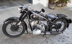 1938 BMW R-66