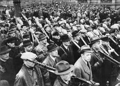 Men of the Volksturm, Berlin 1945.
