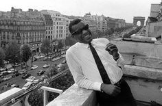"alexanderpost: "" Ray Charles in Paris "" Otis Redding, Van Morrison, Beat Generation, Georgia On My Mind, Ray Charles, Jazz Musicians, Everything Is Awesome, Stevie Wonder, Claude"