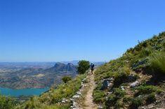 Hiking in the Sierra de Grazalema