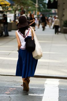 Meant for Movement, NYC « The Sartorialist
