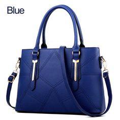 65b601998595 Leather Clean Mosaic Handbag - 6 Colors Designer Crossbody Bags