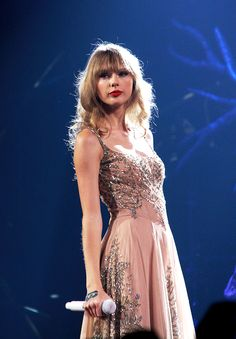 Taylor's song Eyes Open is making its way up the charts