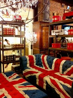 Union Jack - omg yes to everything !