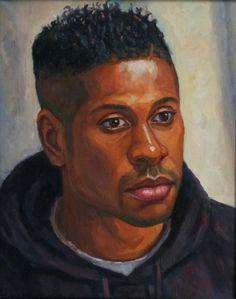 Man in hoody by Oscar Estevez Hoody, Portrait, Tattoos, Artist, Tatuajes, Headshot Photography, Tattoo, Artists, Portrait Paintings