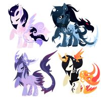 The last one is mine her name is flare armor