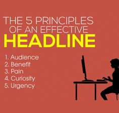 A good headline is as important as the content itself when writing a blog. One way to write a catchy headline is by using interesting adjectives and by promising the reader something interesting and unique.  www.MisBizPro.com  #BlogWritingTip #BlogHeadlineTip
