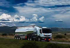 Renualt Trucks en todo el país. 2011.