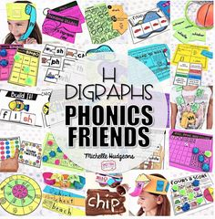h digraphs activities h digraphs word work activities