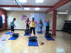 HIIT Workout Challenge: Burn Fat with the Bosu