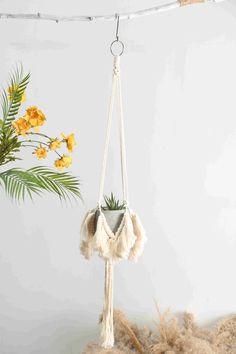 macrame tassels #macrameplanthanger #macramelove #macramemaker #macramesupply #hangingplanter #planthanger #handmade #vintage #etsyfinds #etsy #macramewallhanging #bohodecor #vintagemacrame #ropeplanthanger #crochetplanthanger #macramefringe #decorativeplanter #houseplants #plantlovergifts #giftsforher #macramehanger #verticalplanthanger #gardening #verticalgardening #macrameideas #macrameprojects #wallplanter #crafts #macrametassles Crochet Plant Hanger, Rope Plant Hanger, Macrame Plant Hangers, Hanging Orchid, Orchid Planters, Yarn Wall Art, Cotton Plant, Macrame Projects, Hanging Planters
