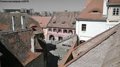 Orașul de Jos in Sibiu, Sibiu My World, Mansions, House Styles, Places, Home Decor, Decoration Home, Room Decor, Fancy Houses, Mansion
