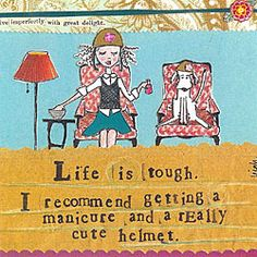 Curly Girl cards make me smile ear to ear!