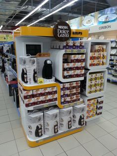 Supermarket Design | Promotional Ends | Promo End Fixture | Point of Sales