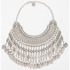 Free People Aantalya Coin Necklace from Bijoux Closet