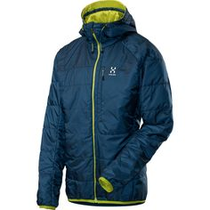 Haglofs Men's Barrier Pro Hood Jacket, just added to the Nevisport range
