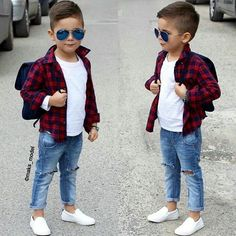 33 Ideas Baby Kids Fashion Swag For 2019 Baby Outfits, Outfits Niños, Little Boy Outfits, Toddler Boy Outfits, Toddler Boys Haircuts, Toddler Boy Hair, Toddler Boy Dress Clothes, Cute Boys Haircuts, Baby Boy Haircuts