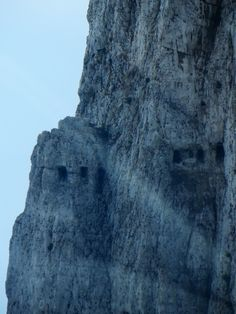 The rock of Gibraltar own  photo