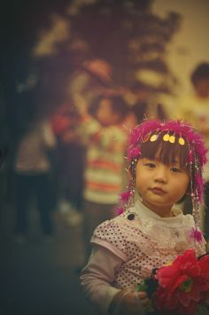 Chinese kids can be awfully cute. I don't know why this is… maybe because they are just kinda different… I can't put my finger on it. They kind of remind me of really cute pets… that is a strange thing to say, but maybe you know what I mean. Anyhoo, I've been processing with a few new techniques, and this is one of the results… - Beijing, China- Photo from #treyratcliff Trey Ratcliff at http://www.stuckincustoms.com/