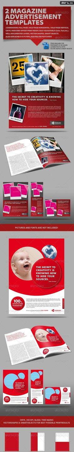 Business Flyer by graphicforest on @creativemarket Flyers, Posters - half sheet template