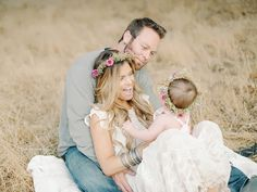 Mariel Hannah Photo: Flower Crowns & Family
