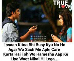 True love starts when caring❤️❤️❤️❤️❤️