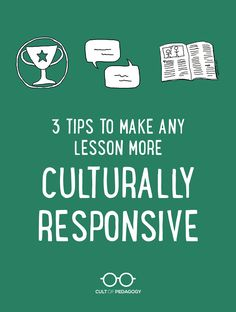 """Google """"culturally responsive teaching"""" and you can find a dozen videos of well-meaning teachers leading some call-and-response chant about exponents or rapping about the Boston Tea Party while students sit back and giggle. Continue Reading →"""
