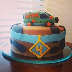 ScoobyDoo's Super Cake!