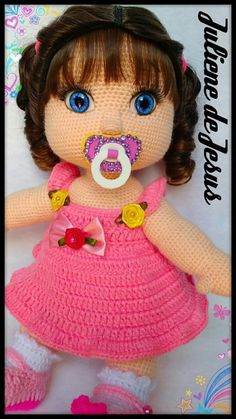Best 11 How To Crochet an Amigurumi Rabbit – SkillOfKing. Crochet Doll Pattern, Crochet Toys Patterns, Stuffed Toys Patterns, Crochet Dolls, Doll Patterns, Crochet For Boys, Cute Crochet, Crochet Baby, Costume Marin