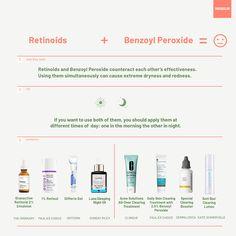 Avoid! Beauty Care, Beauty Skin, Health And Beauty Tips, Beauty Tricks, Beauty Secrets, Beauty Products, Skin Treatments, Acne Treatment, Oily Skin Care