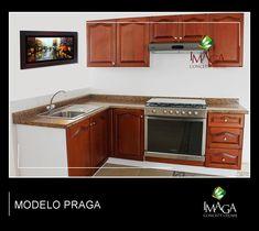 Modelo Praga Sobre Diseño, Calidad e Innovación en Cocinas