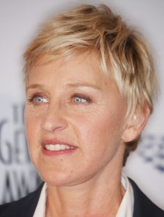 Television host Ellen Degeneres attends the 23rd annual Genesis Awards at the Beverly Hilton Hotel on March 28, 2009 in Beverly Hills, California. (Photo by Frederick M. Brown/Getty Images) *** Local Caption *** Ellen Degeneres