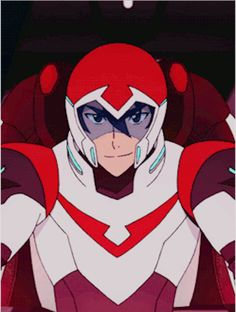 Keith the Red Paladin of Voltron from Voltron Legendary Defender