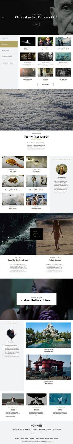 #webdesign #clean #modern