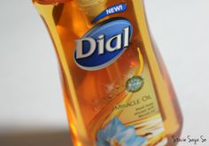 New #Dial Miracle Oil Hand Soap #Giveaway!  #ProductReviewParty