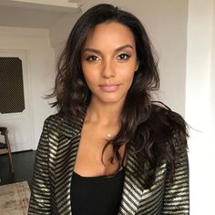 Beautiful Black Women, Beautiful Eyes, Jessica Lucas, Hollywood Actresses, Pretty Woman, Character Inspiration, Long Hair Styles, Female, Celebrities