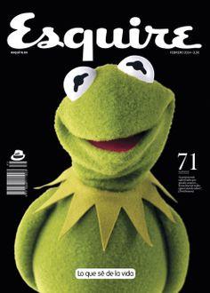 Esquire, Febrero 2014 - Número 71.