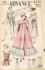 1950's Nightgown