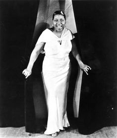 Early 20th Century Stage Glamour: Bessie Smith