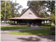 Grove Street Pavilion